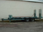 Trailer Drawbar Beavertail