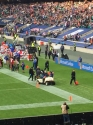 SHB Tackles NFL London Events