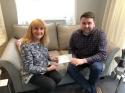 SHB Annual Raffle Raises Vital Funds for Charity Partner