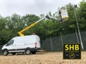 SHB & Versalift UK Partnership Continues